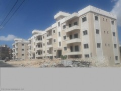 Apartment with Garden for sale in Habbouch, 145 meters, garden 48 meters for 100000USD